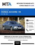 MTA Honda Accord VII  berline phase 1