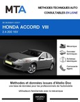MTA Honda Accord VIII  berline phase 1
