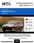 MTA Honda CR-V II phase 1