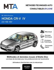 MTA Honda CR-V IV phase 1