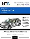 MTA Honda CR-V IV phase 2