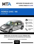 MTA Honda Civic IX 5p phase 2