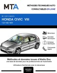 MTA Honda Civic IX berline