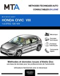 MTA Honda Civic IX break phase 2