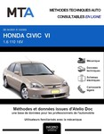 MTA Honda Civic VII berline phase 1