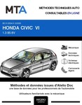 MTA Honda Civic VII berline phase 2