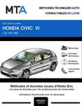 MTA Honda Civic VII phase 2