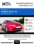 MTA Honda Civic VIII 3p phase 2