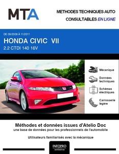 MTA Honda Civic VIII 3p phase 2
