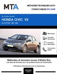 MTA Honda Civic VIII 5p phase 1