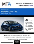 MTA Honda Civic VIII 5pphase 2