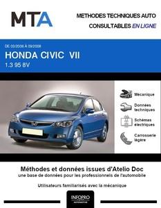 MTA Honda Civic VIII berline phase 1
