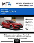 MTA Honda Civic X 5p