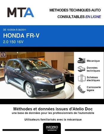 MTA Honda FR-V
