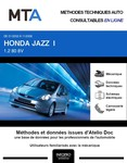 MTA Honda Jazz I phase 1