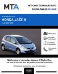 MTA Honda Jazz II