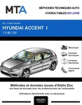 MTA Hyundai Accent I 3p