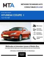 MTA Hyundai Coupé I