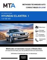 MTA Hyundai Elantra III