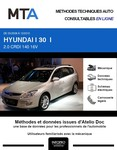 MTA Hyundai I30 I break phase 1