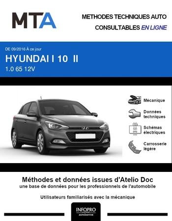 MTA Hyundai i10 II phase 2