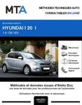 MTA Hyundai i20 I 5p phase 1