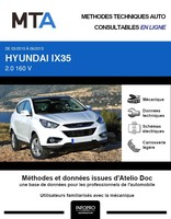MTA Hyundai ix35 phase 1