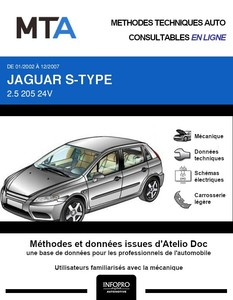 MTA Jaguar S-Type phase 2