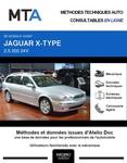 MTA Jaguar X-Type break phase 1