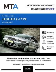 MTA Jaguar X-Type break phase 2