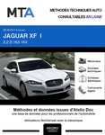 MTA Jaguar XF I berline phase 2