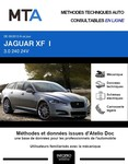 MTA Jaguar XF I break phase 2