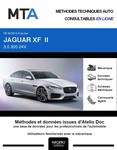 MTA Jaguar XF II berline