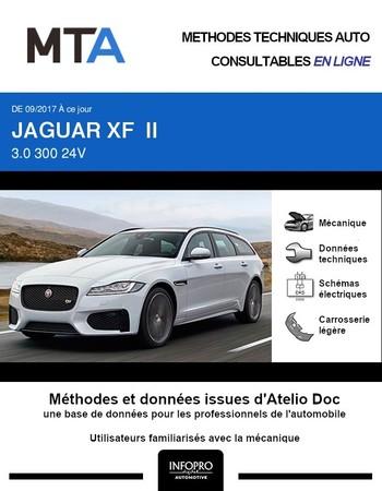 MTA Jaguar XF II break