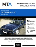 MTA Jaguar XJ IV berline