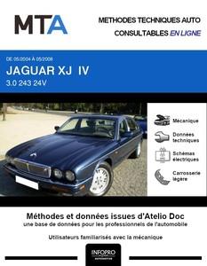 MTA Jaguar XJ IV berline