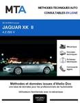 MTA Jaguar XK II cabriolet
