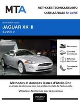 MTA Jaguar XK II coupé