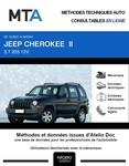 MTA Jeep Cherokee KJ phase 1