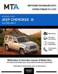 MTA Jeep Cherokee KK