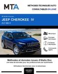 MTA Jeep Cherokee KL phase 1