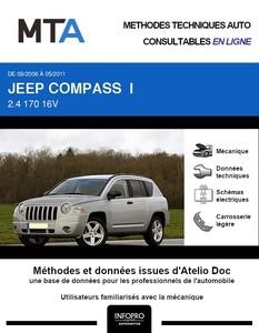 MTA Jeep Compass I phase 1