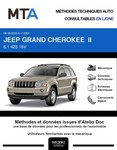 MTA Jeep Grand Cherokee WK phase 1