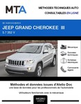 MTA Jeep Grand Cherokee WK2 phase 1