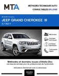 MTA Jeep Grand Cherokee WK2 phase 2