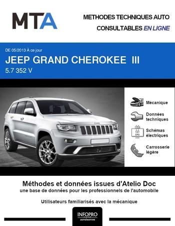 MTA Jeep Grand Cherokee WK2 phase 2