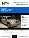 MTA Jeep Patriot phase 1