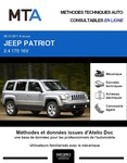 MTA Jeep Patriot phase 2
