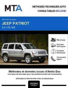 MTA Jeep Patriot phase 2