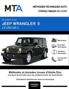 MTA Jeep Wrangler JK 5p